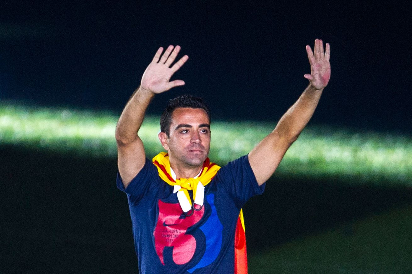 Goodbye to Xavi: The pure definition of Barcelona