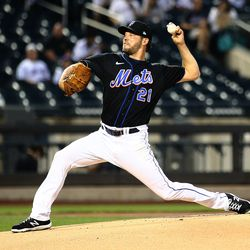 Rich Hill, Mets starting pitcher on Wednesday