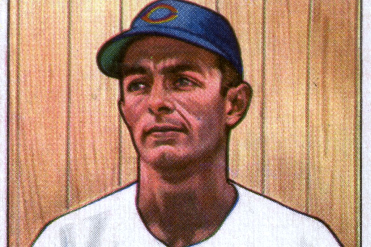 Baseball Card Of Roy Smalley