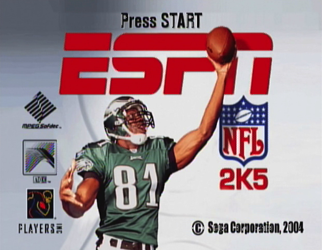 053ba9721 ESPN NFL 2K5 was released, and football gaming fans have cherished the game  for well over a decade. From the cool game modes like First-Person Football  that ...
