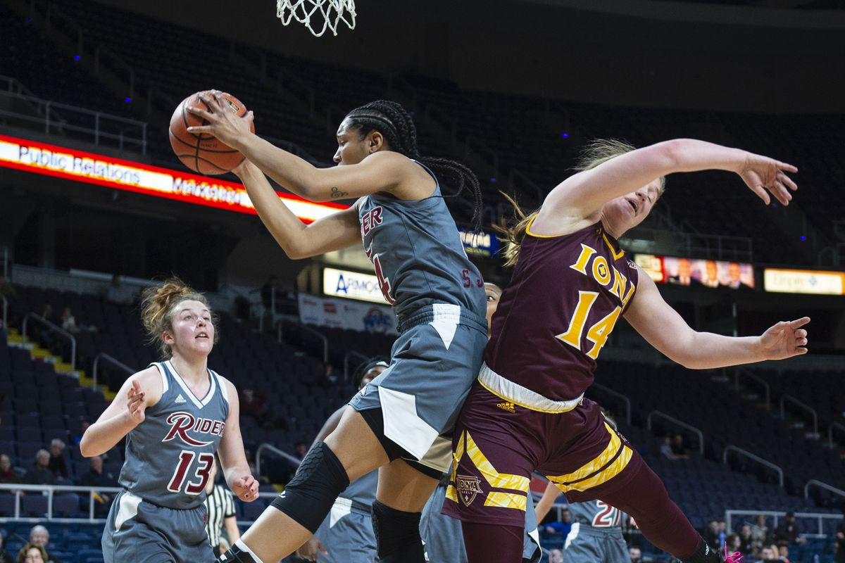 COLLEGE BASKETBALL: MAR 08 MAAC Conference Women's Tournament - Iona v Rider