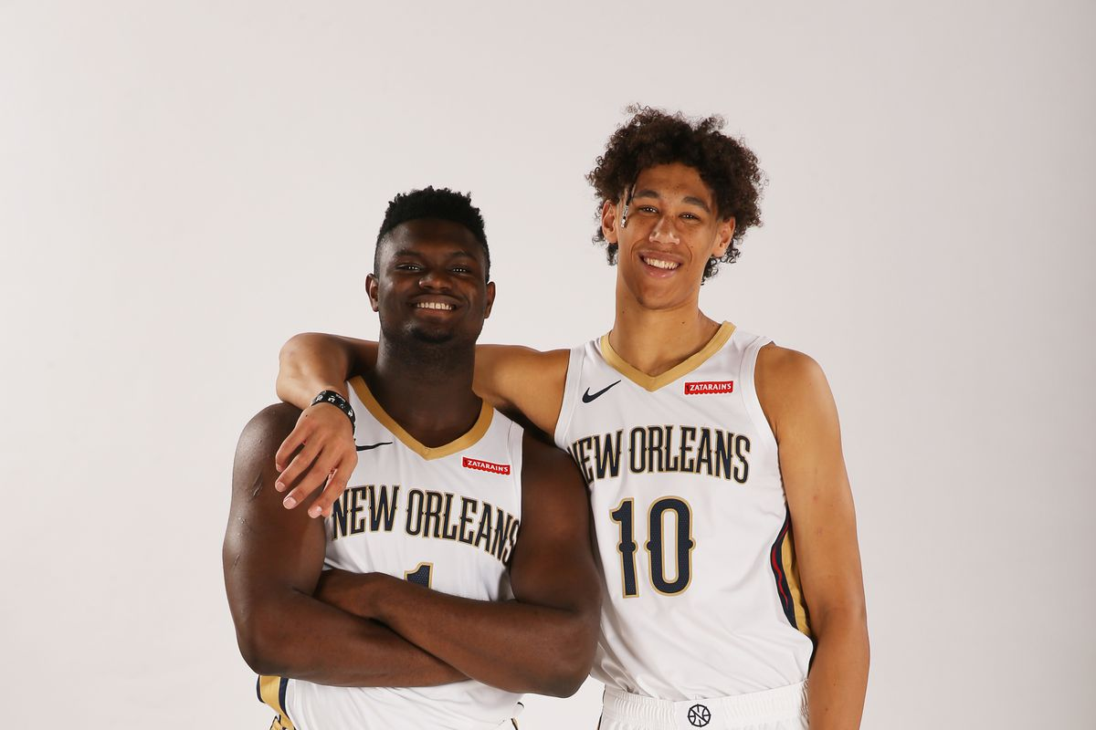 2019-20 Player Preview: Jaxson Hayes possesses special blend of talent that could one day pair incredibly wel…