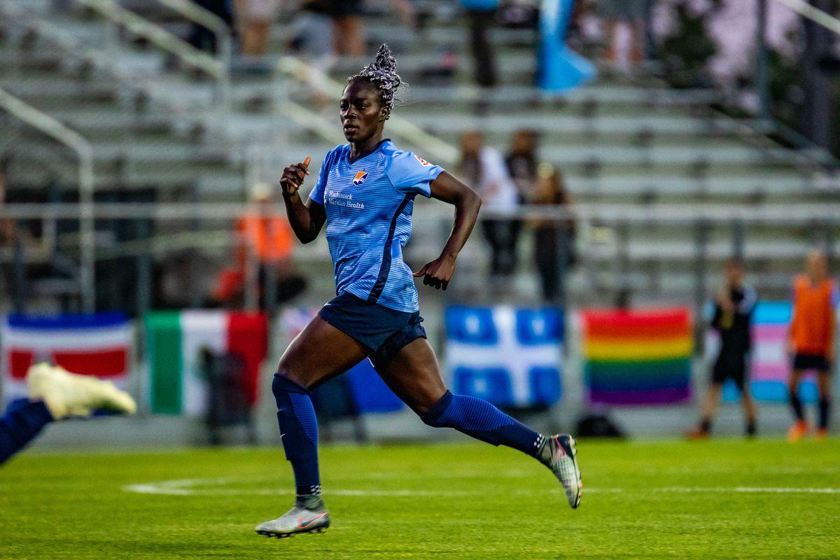 Sky Blue FC waive Michaela Abam, Thaisa