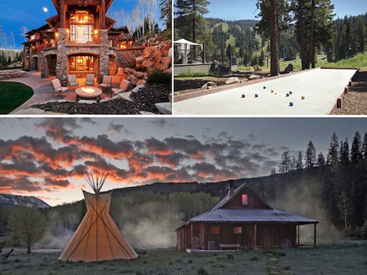 ten ski country vacation spots with epic outdoor amenities