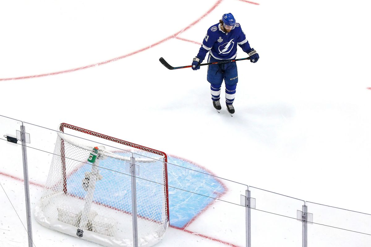 2020 NHL Stanley Cup Final - Game One