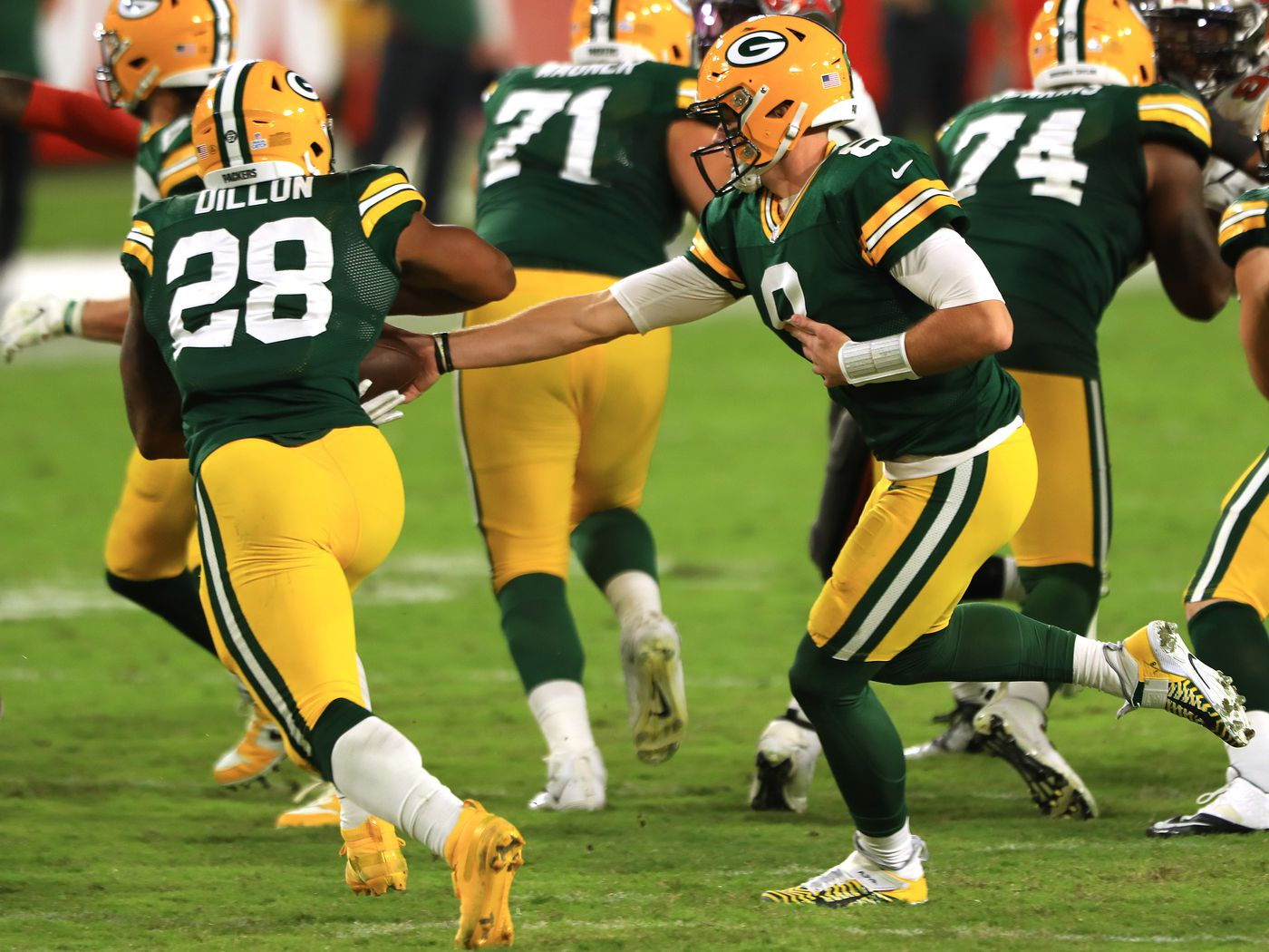 Bounce Back Week In Store For Packers Top Fantasy Players Against Texans D Acme Packing Company
