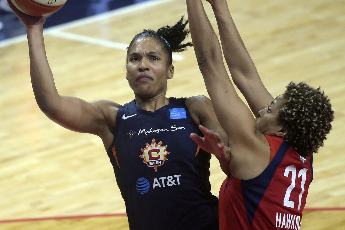 WNBA Finals, Game 5: Connecticut at Washington