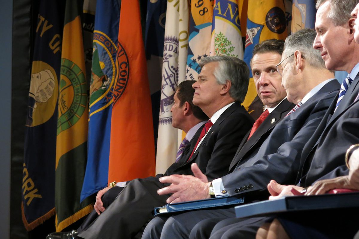 Cuomo spoke to Assembly Speaker Sheldon Silver last month before delivering his State of the State speech. Silver is among the many lawmakers calling for a pause on Common Core consequences.