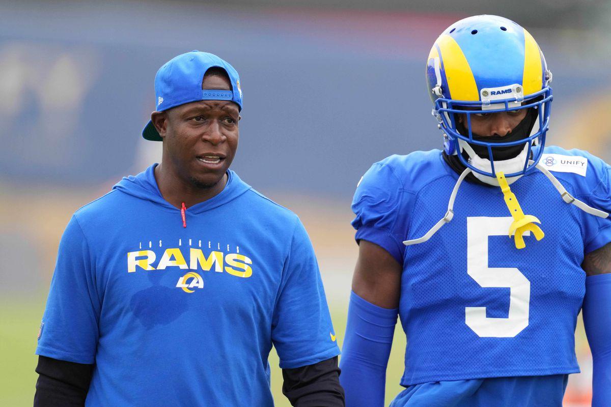 NFL: Las Vegas Raiders at Los Angeles Rams Joint Practice
