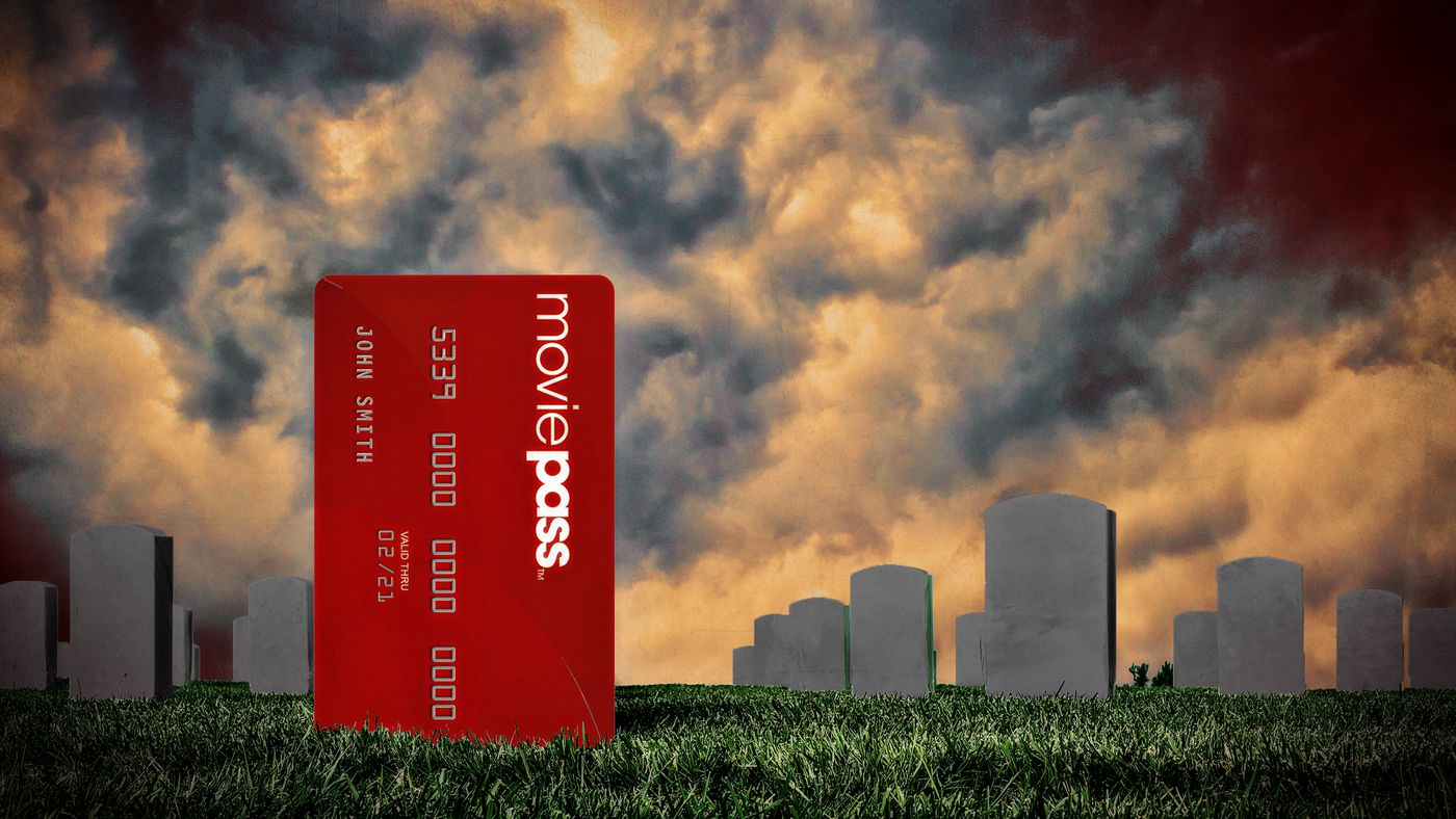 MoviePass Is Dead (for Real This Time). RIP a Company That Was Too Good to Be True.