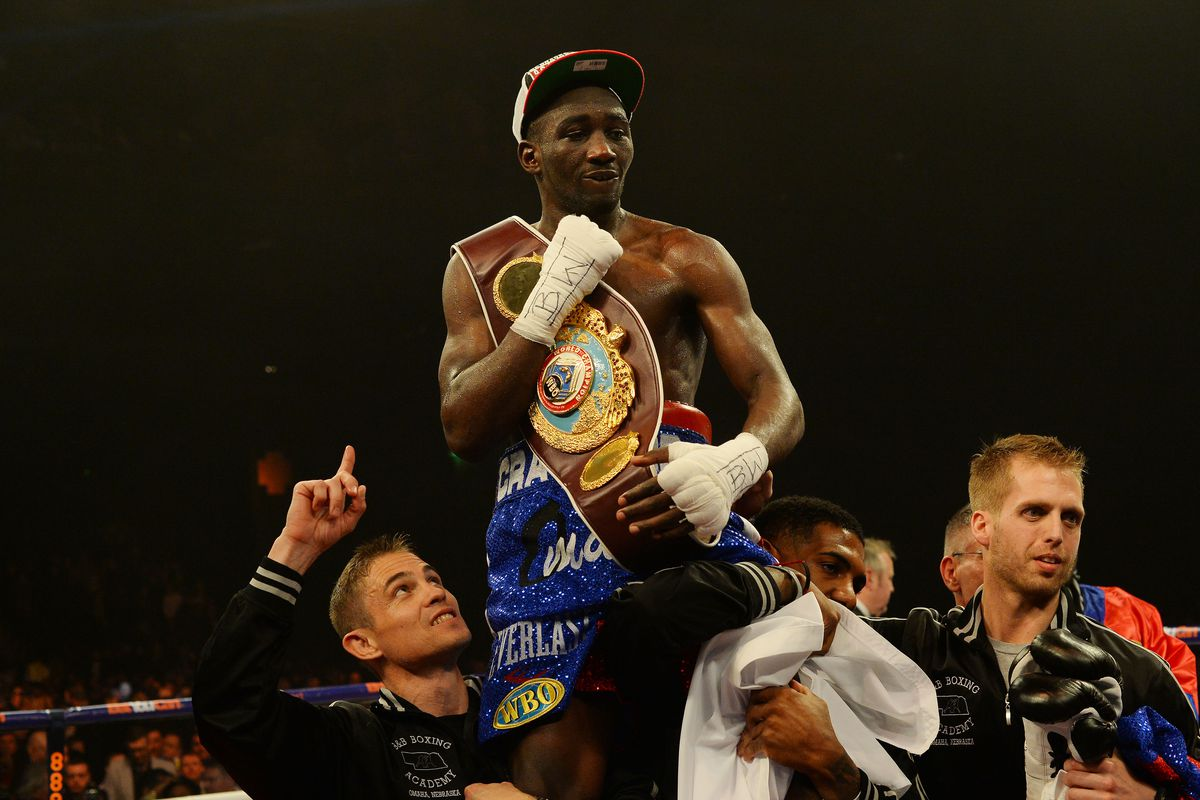 It was a great year for Terence Crawford... and ekker3, the 2014 Pick'em POTY!