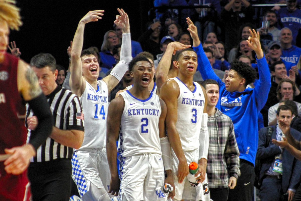 Kentucky Basketball Announces Tv Schedule Game Times And: Kentucky Basketball Vs. Ole Miss Rebels: Game Time, TV