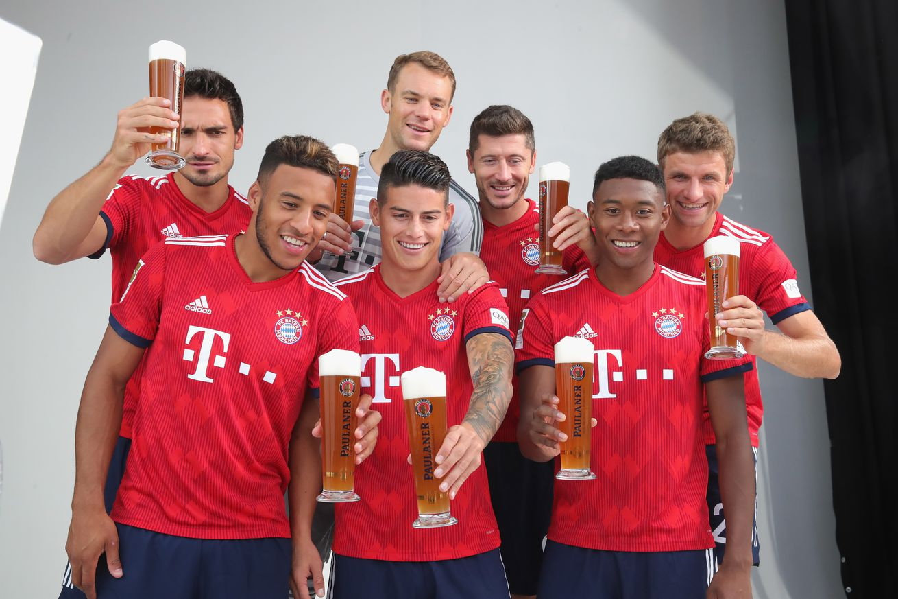 Mapping the road ahead: Grueling fixture list provides early test for Bayern