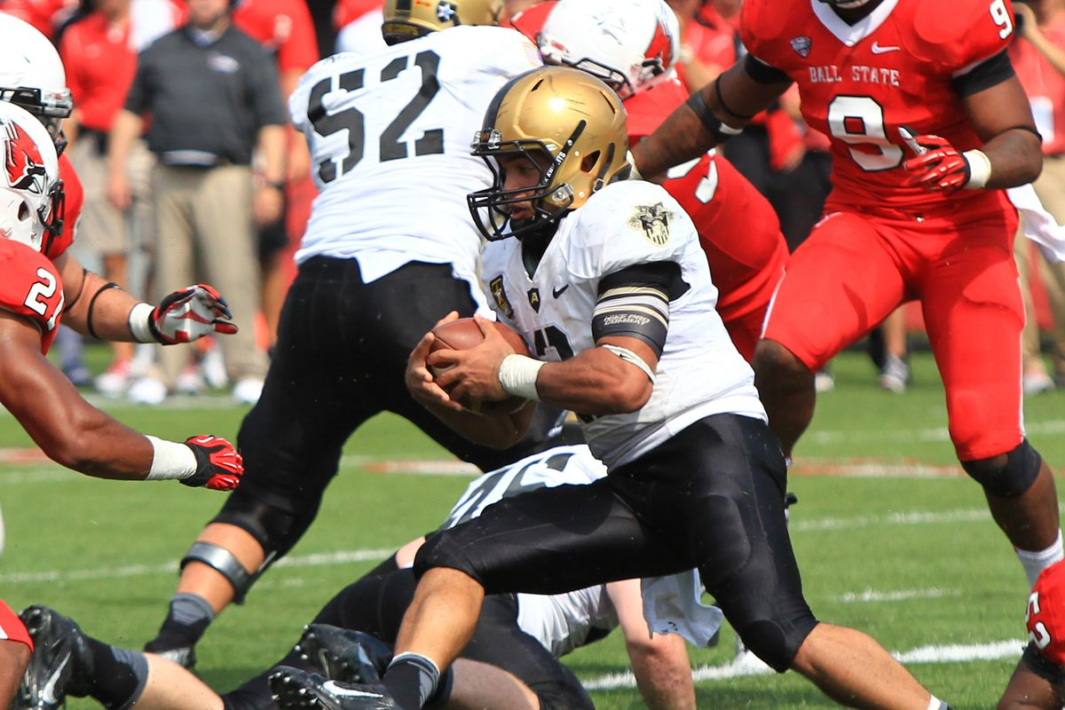 Army will need a strong showing from their backfield this Saturday to avoid a 1-4 start on the season.