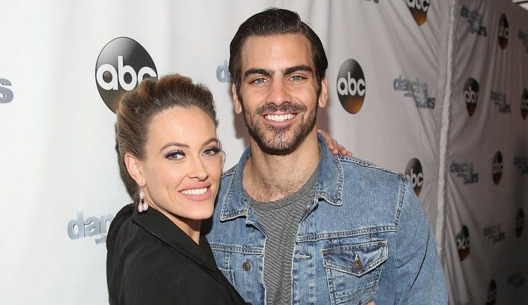 Peta Murgatroyd and Nyle DiMarco attend the Dancing With The Stars Semi Finals Episode Celebration at on May 16, 2016 in Los Angeles, California. | Photo by Jesse Grant/Getty Images