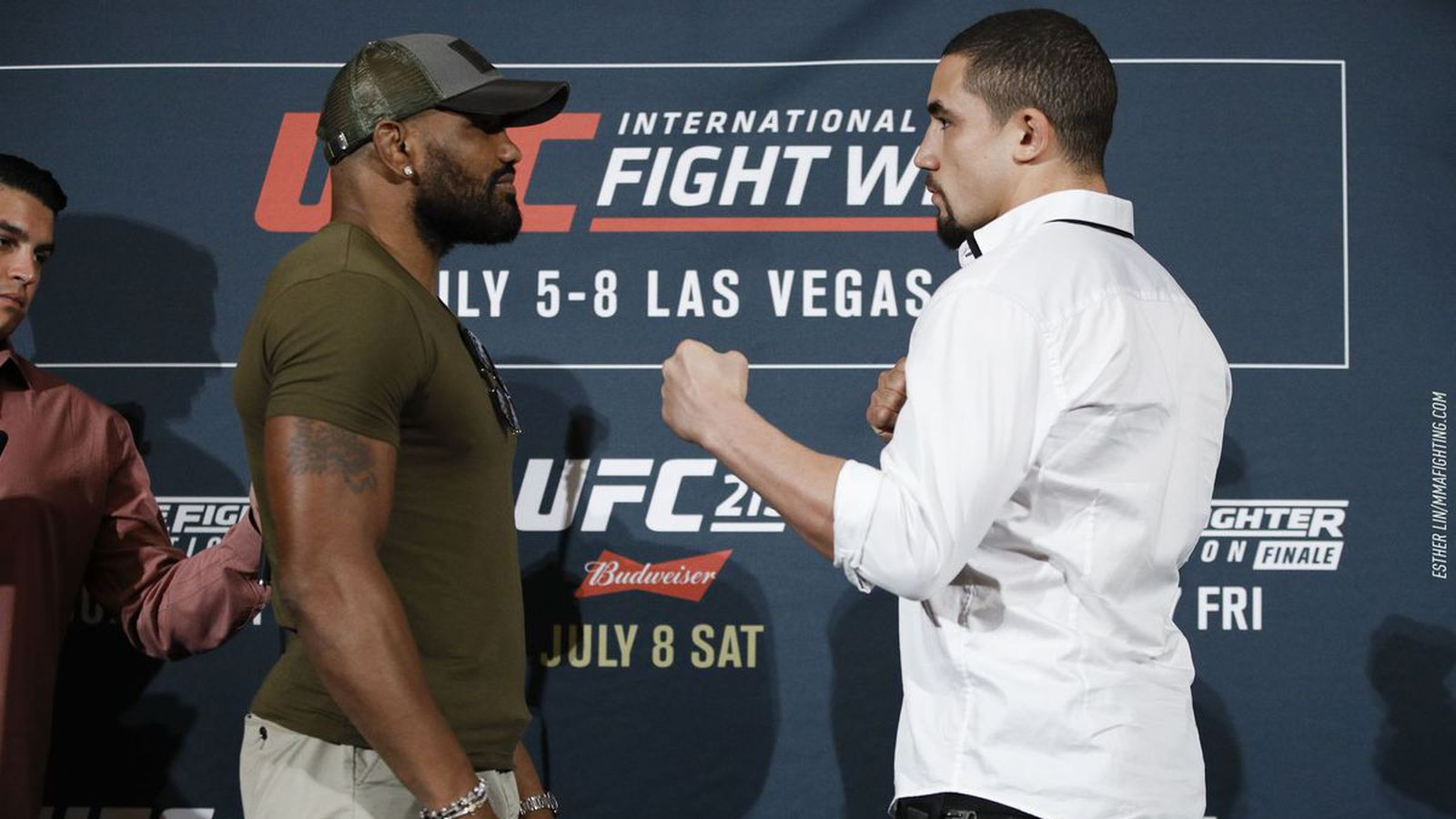 UFC 213 fight card primer: Yoel Romero vs. Robert Whittaker – Bloody Elbow