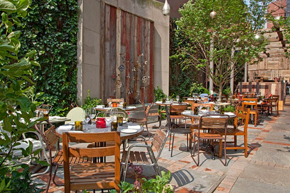 Talula\'s Garden Does Julia Child - Eater Philly