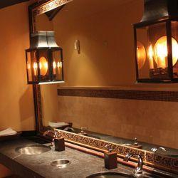 A look inside the bathroom