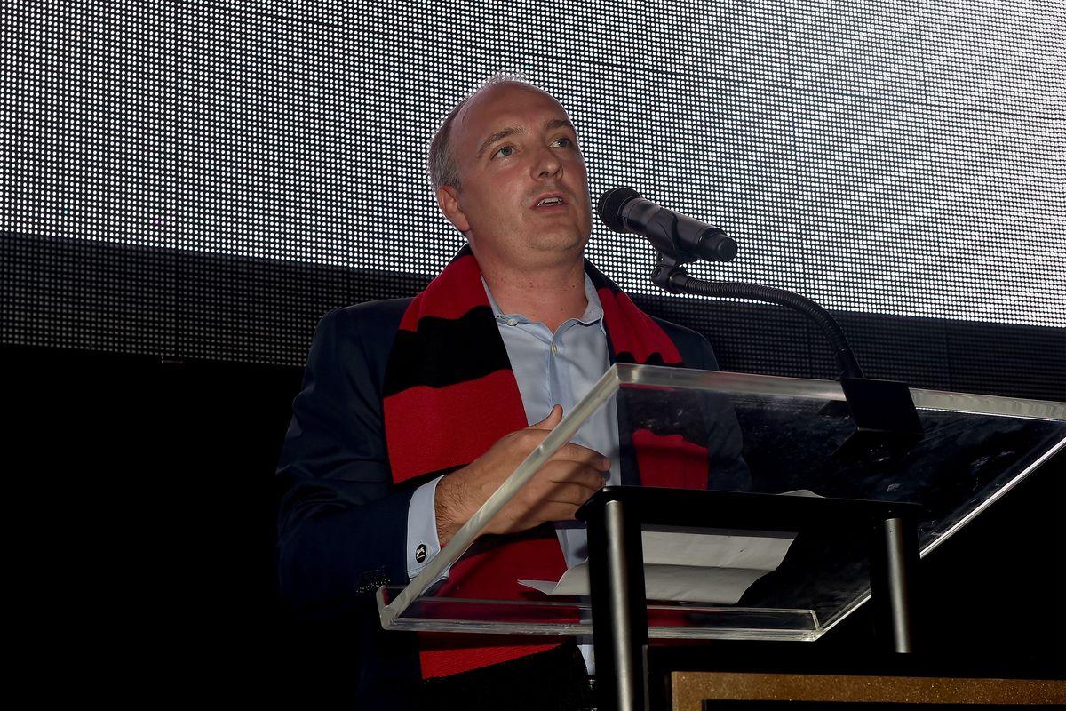 MLS Atlanta Launch Event