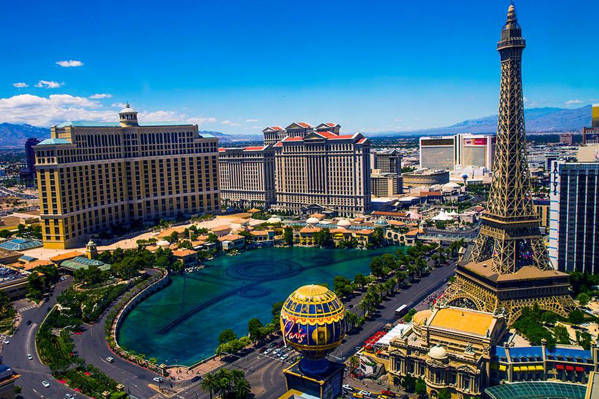 Explore The Neighborhoods Of Las Vegas At These Great