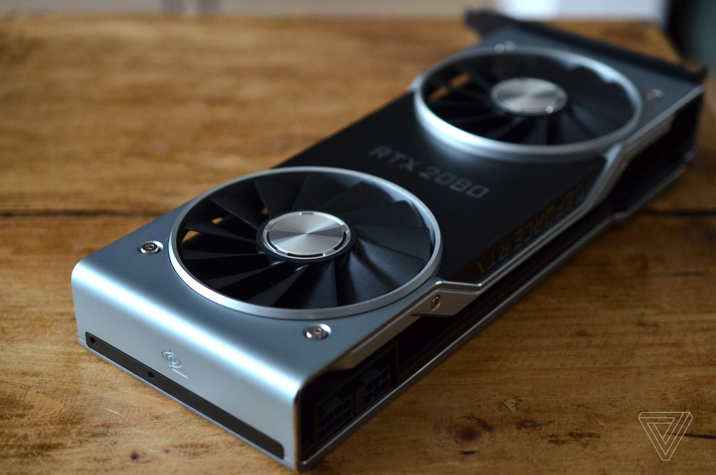 Nvidia rethinks the graphics card with the RTX 2080 - The Verge