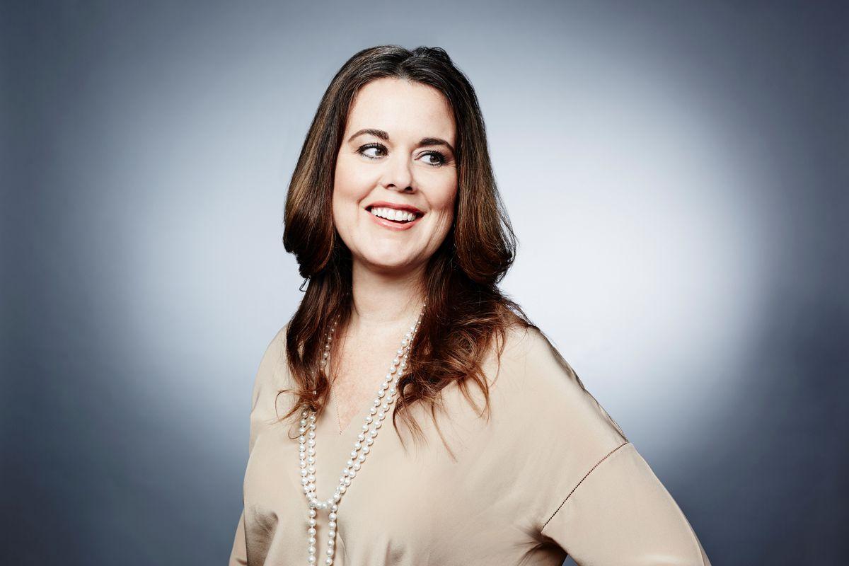 CNN.com Editor in Chief Meredith Artley