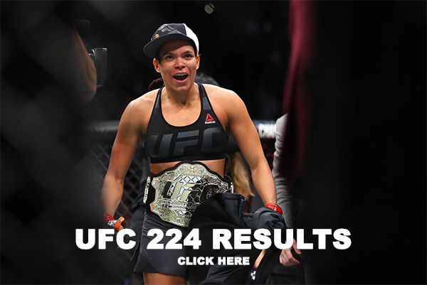 UFC 224 Results