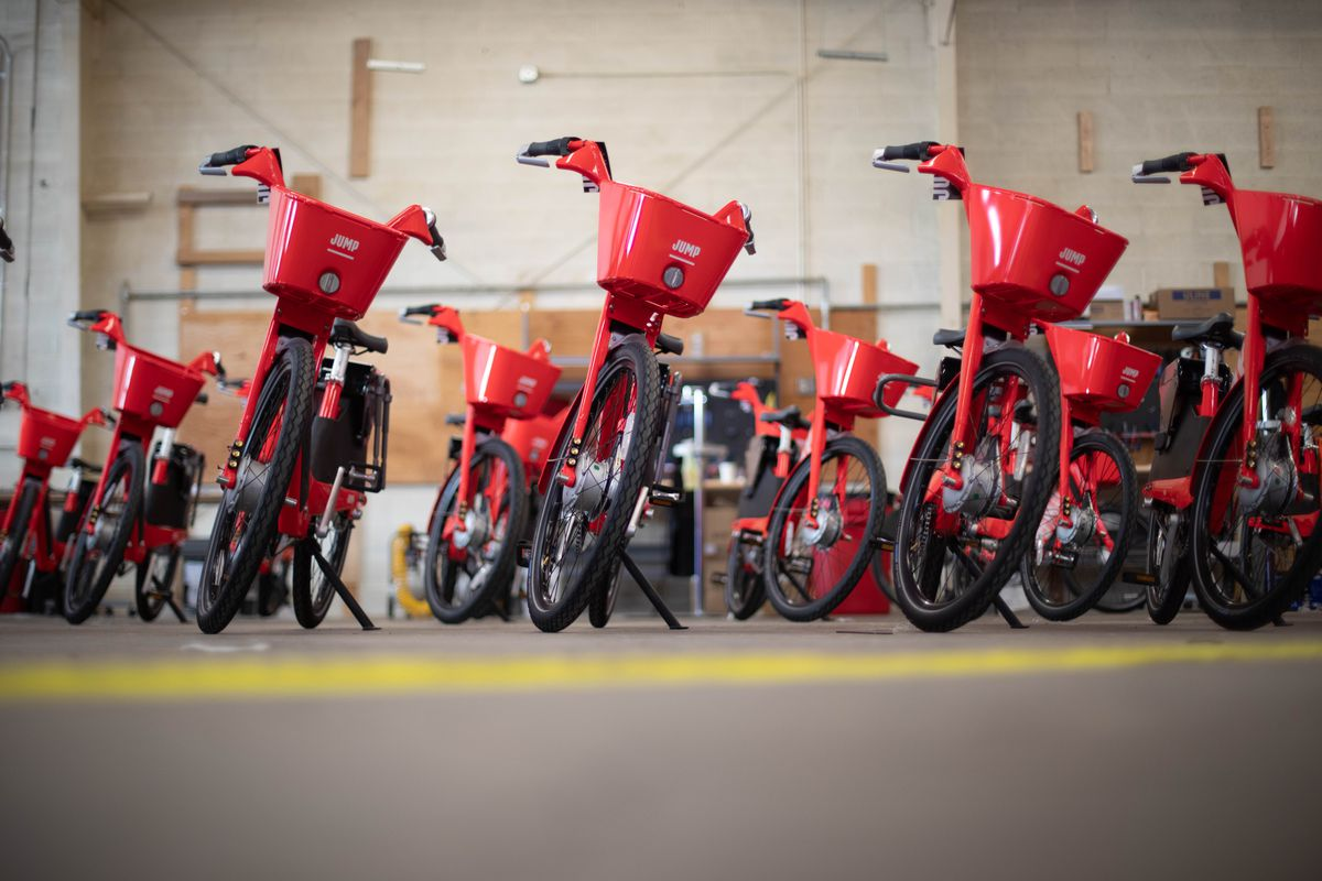 Jump expands Seattle bike-share service area to city limits