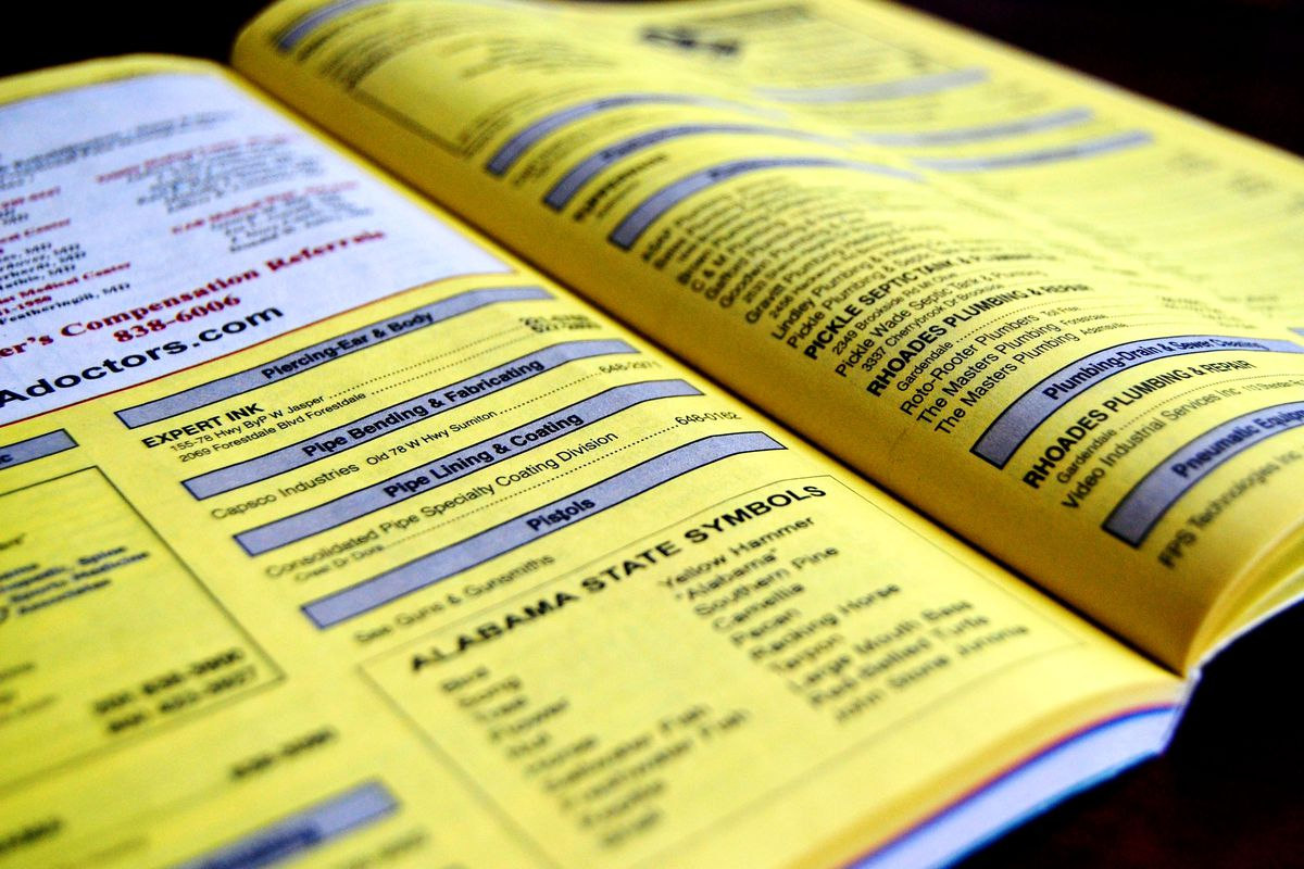 The Infuriating Reason You Still Get A Phonebook Delivered