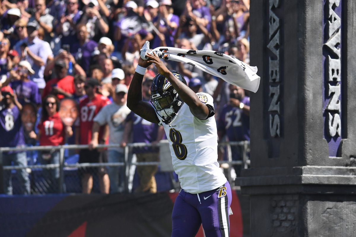 Peter Schmuck: With AFC North unsettled, Ravens suddenly look like strong favorite to defend title