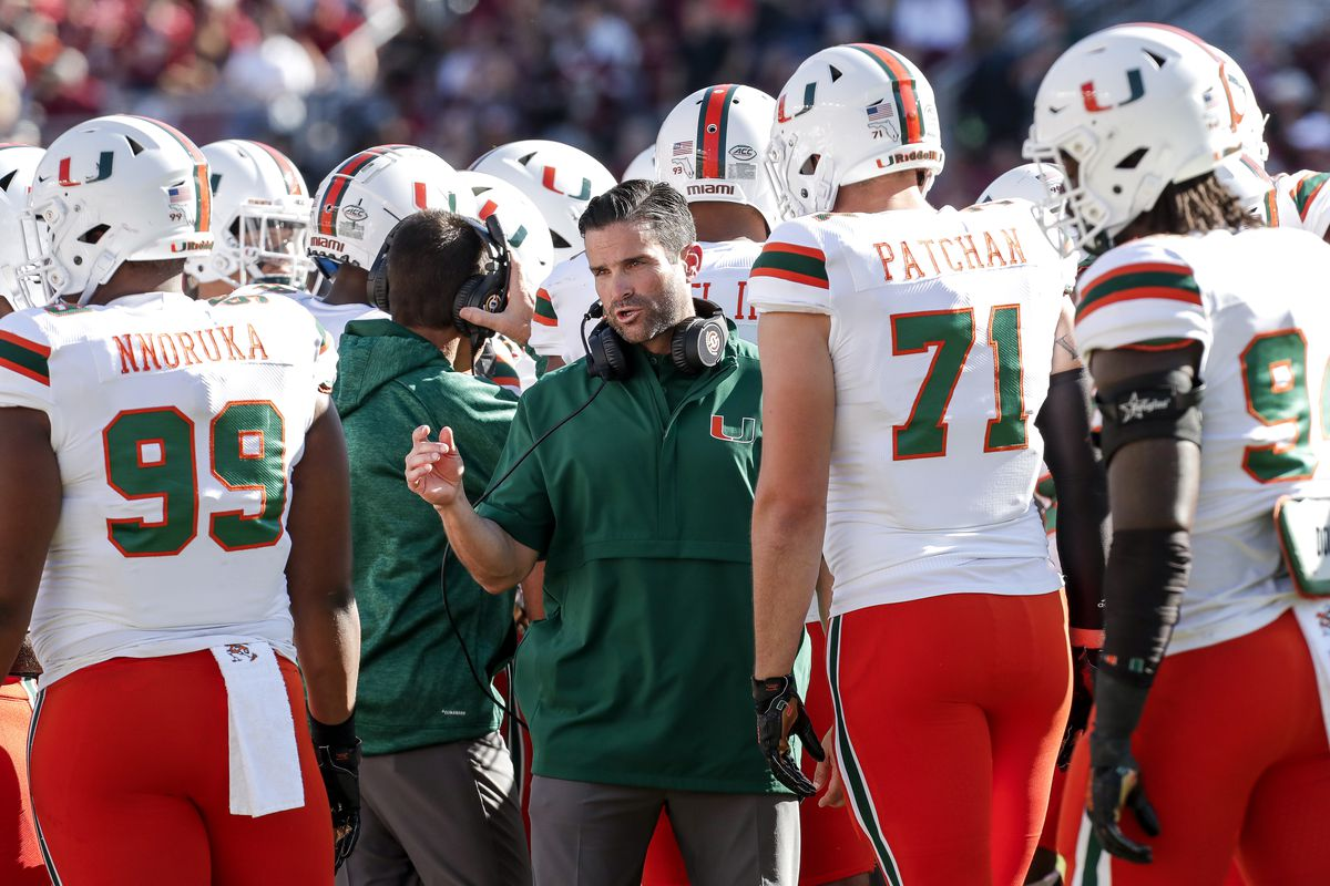 Manny Diaz Needs To Focus On The Little Things In The Future With The Canes