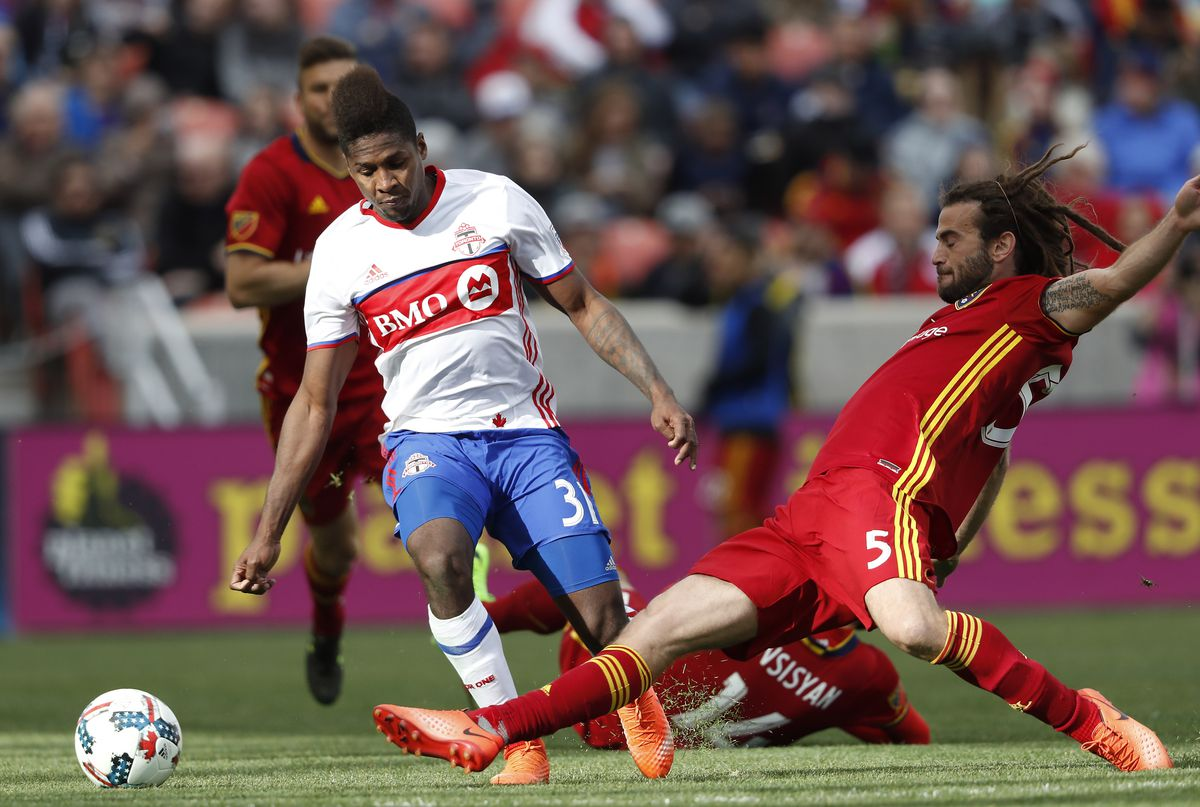 MLS: Toronto FC at Real Salt Lake