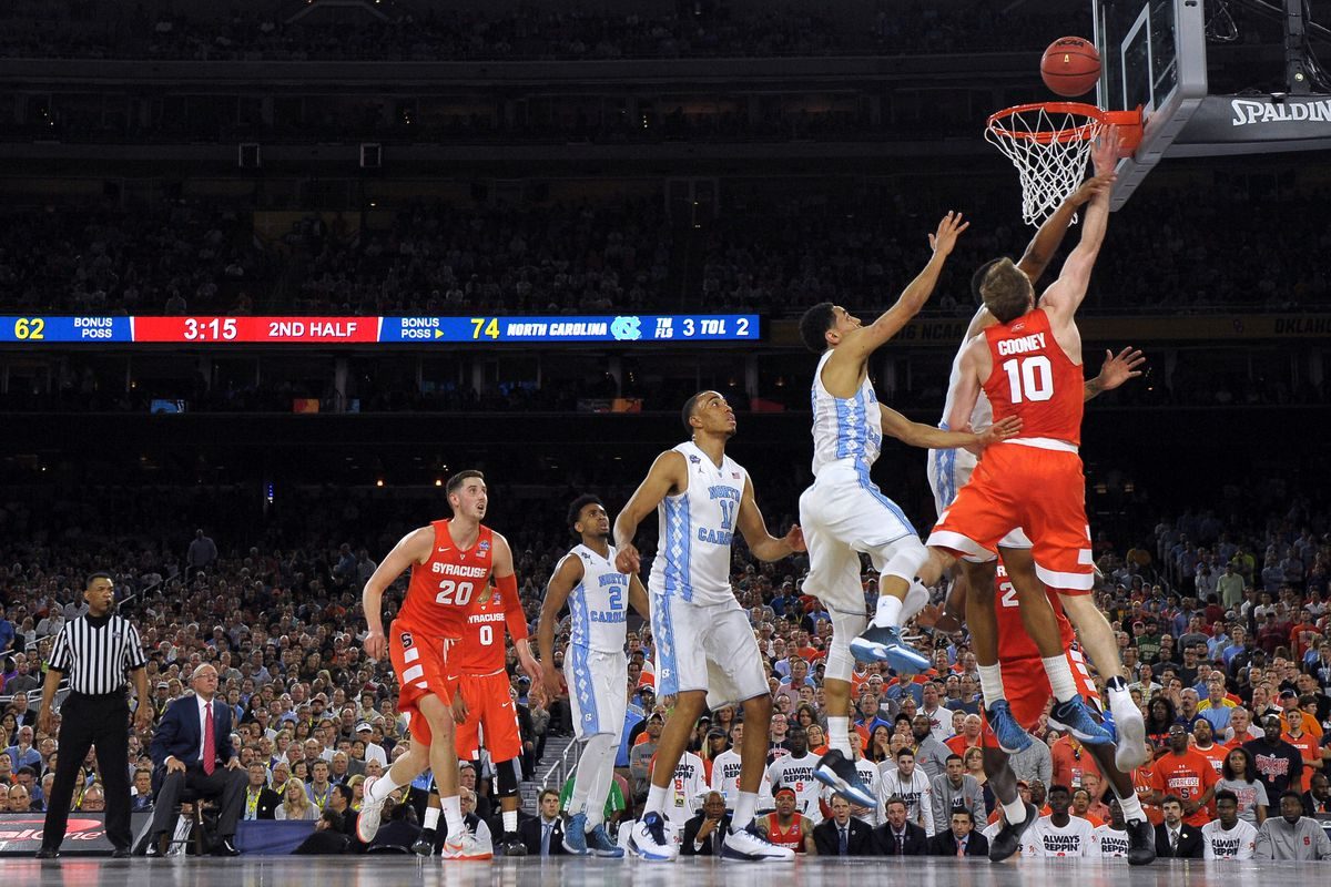 NCAA Men's Final Four - Syracuse v North Carolina