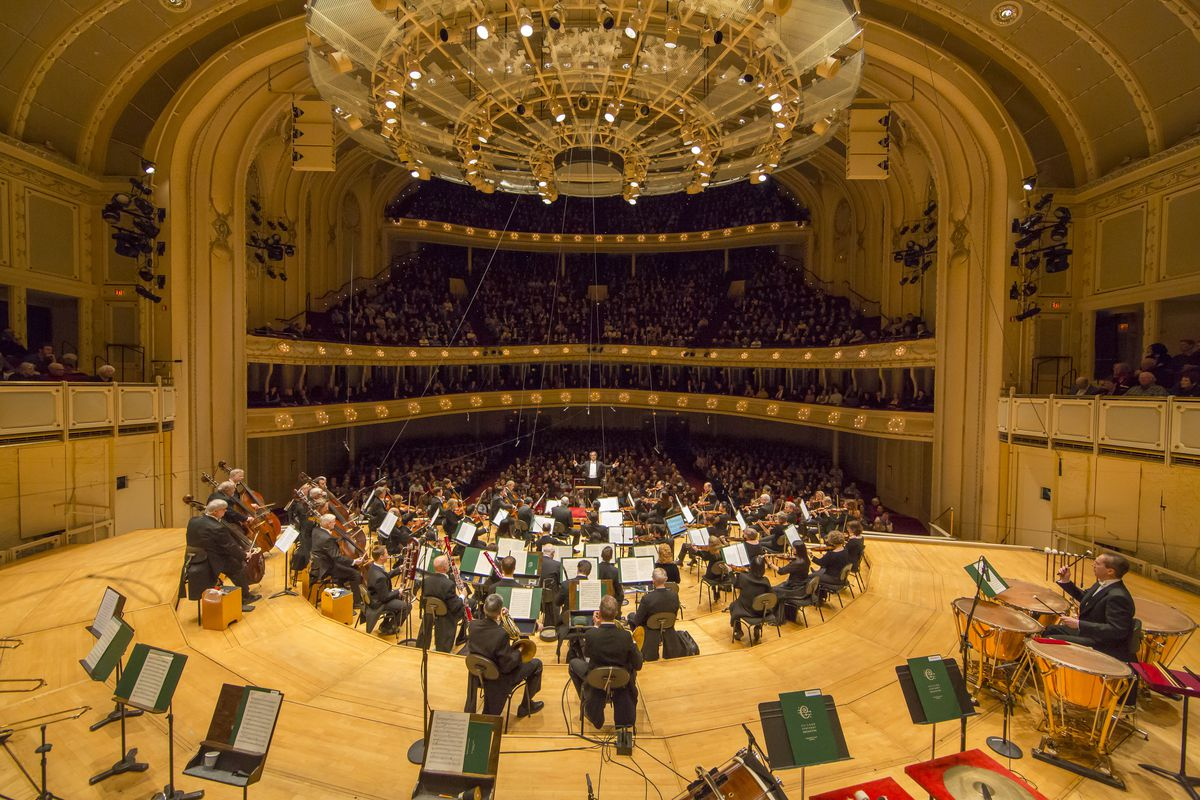 Maestro Riccardo Muti led the Chicago Symphony Orchestra in a program of works by Rossini, Beethoven and Mendelssohn. (Photo: Todd Rosenberg Photography)