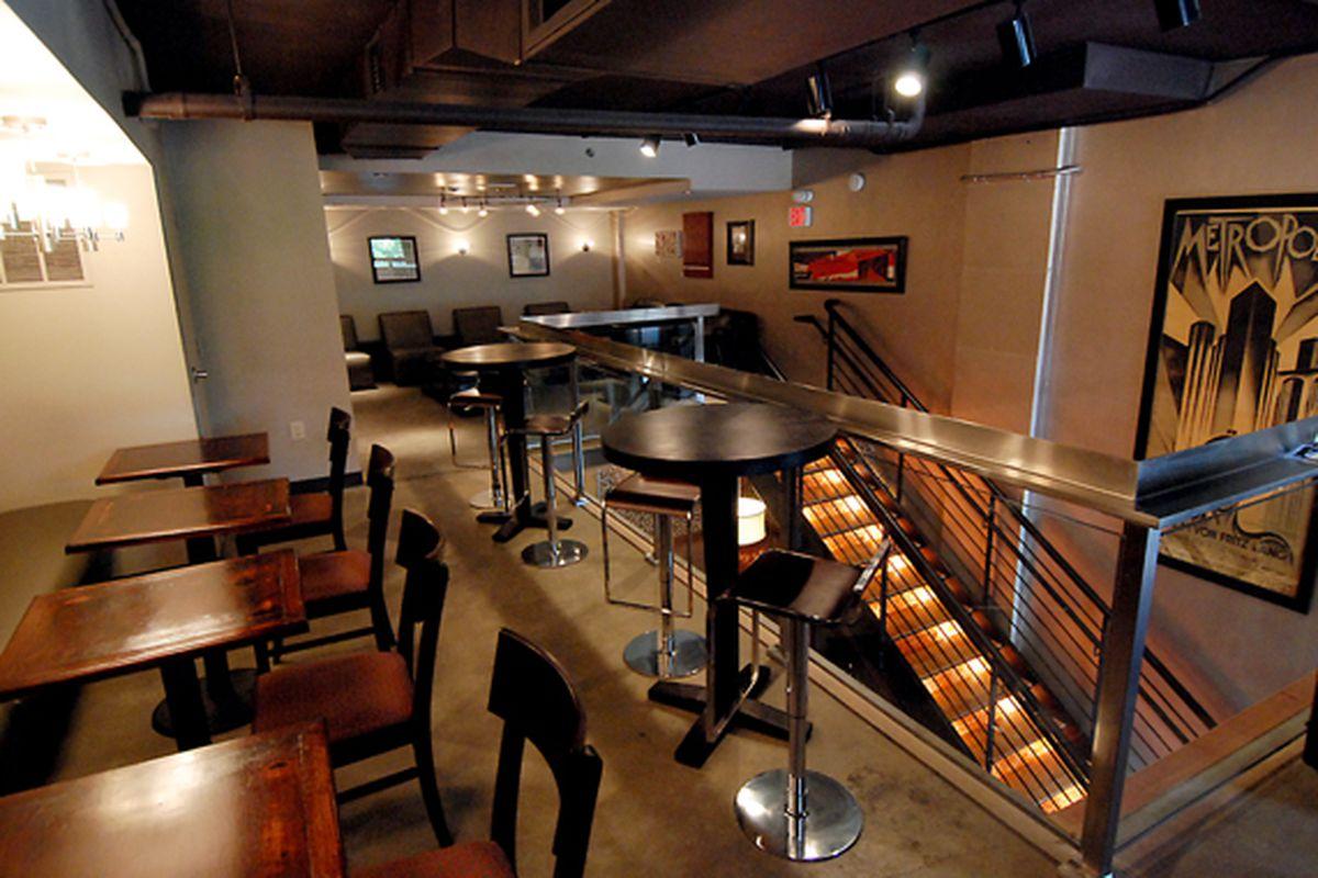 Cru Urban Lounge.
