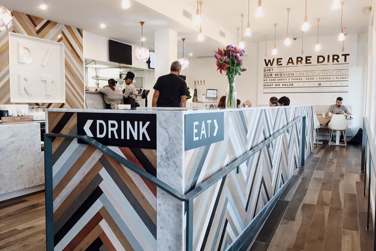 Health Conscious Eatery Dirt Heads To