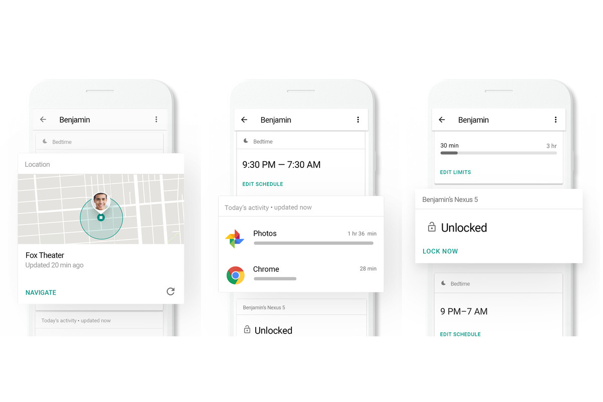 Google's Family Link now lets parents monitor their teens