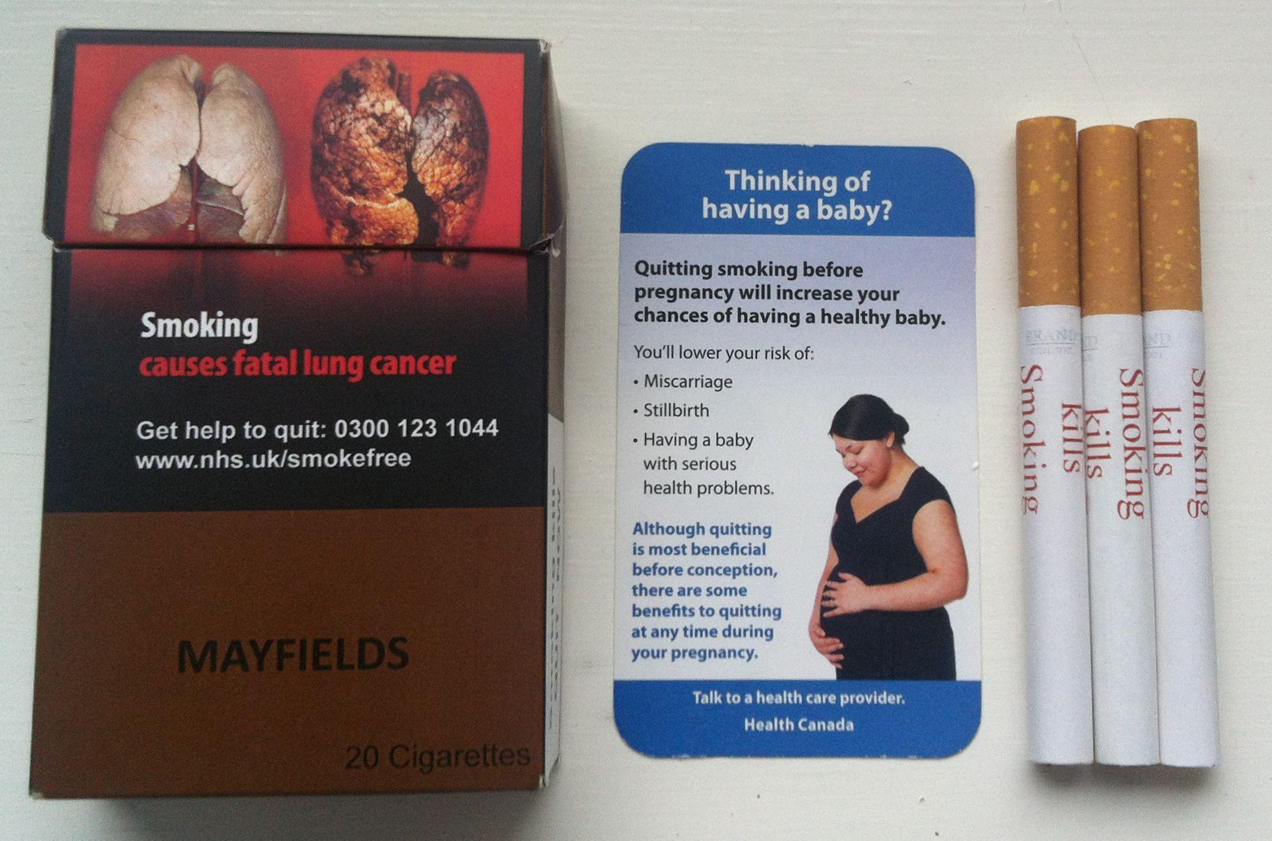 cigarette warning