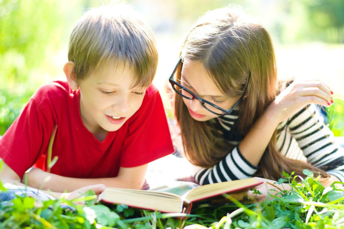 Reading establishes strong roots of learning, understanding and creativity in young minds.
