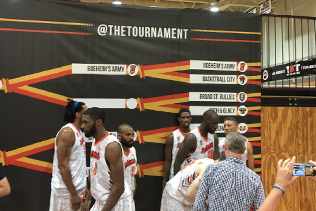 Boeheim's Army advances in The Basketball Tournament in 2016
