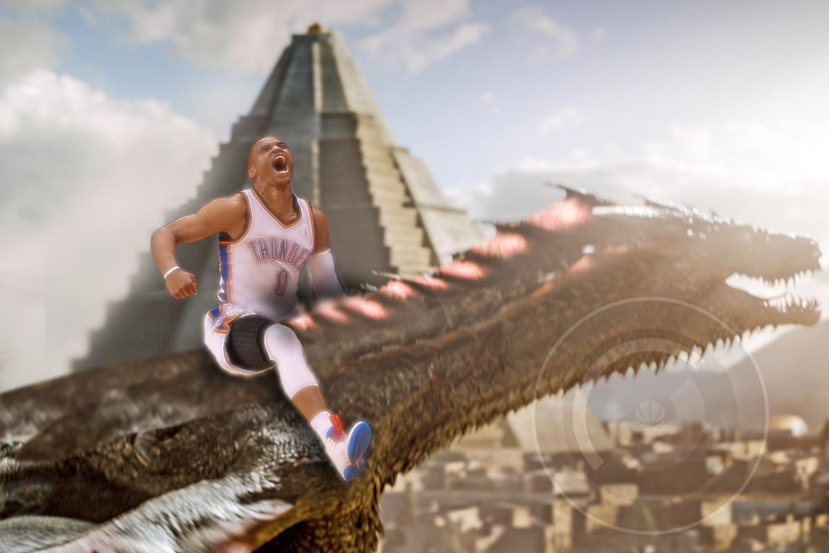 Yes, of course Russ can ride dragons!