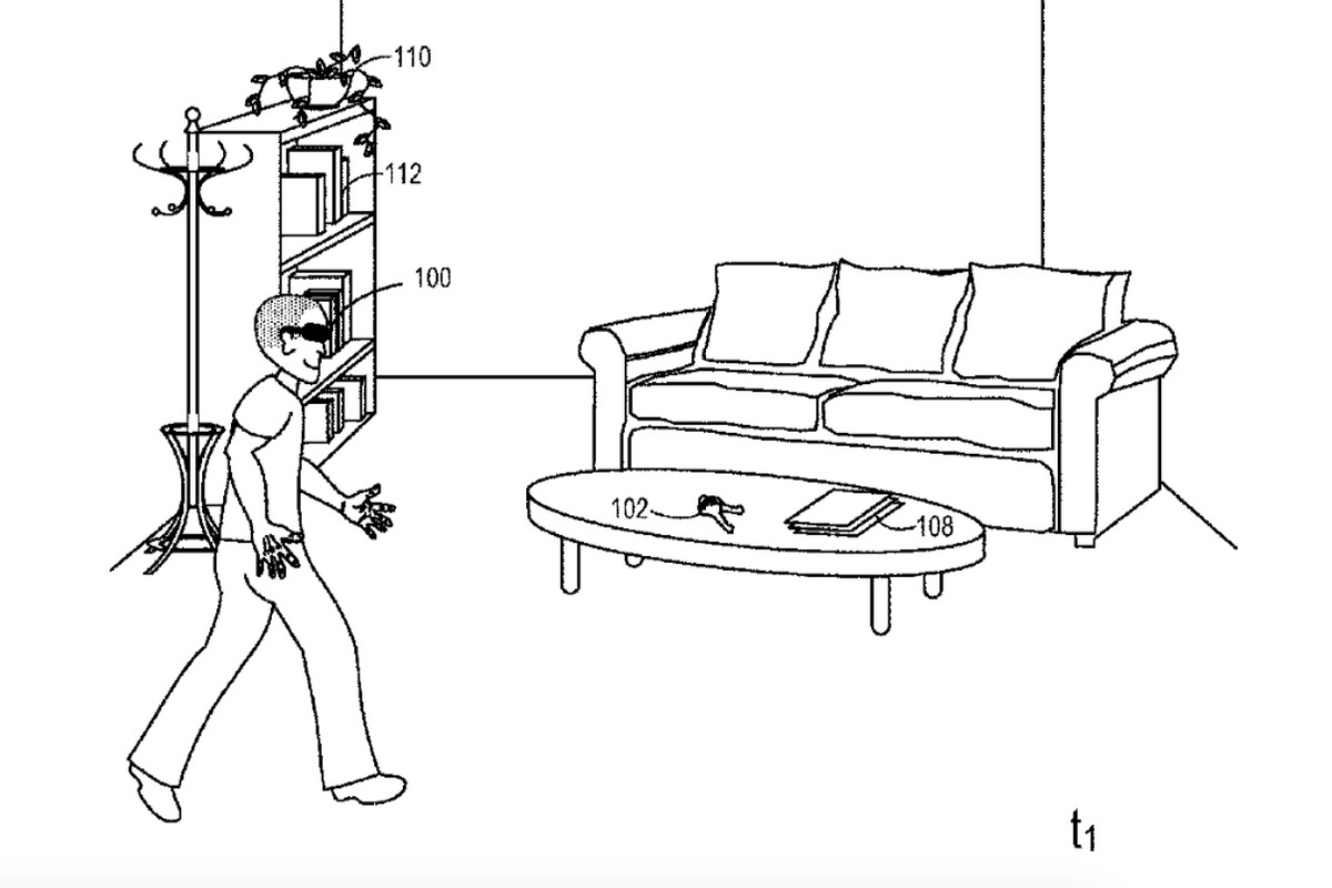 Microsoft HoloLens could help you find your keys, and also