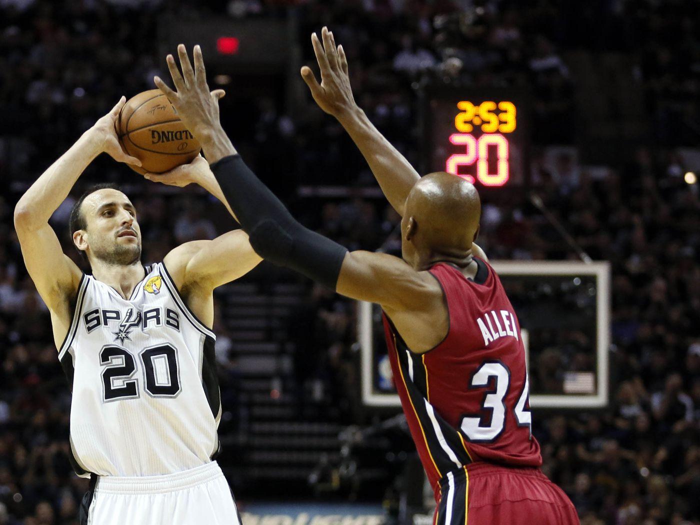 f8546c9b1ed 'Old man game' is real, and it's all over the NBA Finals - SBNation.com