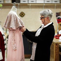 Pioneer Theatre Company S Resident Costume Designer Costume Shop Manager Carol Wells Day To Retire After 25 Years Deseret News