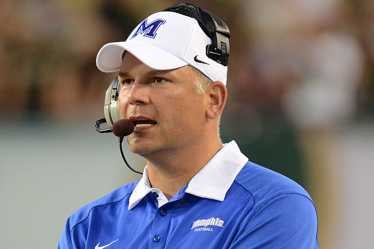 Could Justin Fuente be the next Hokies Head Coach? It's not as much a long shot as you think.