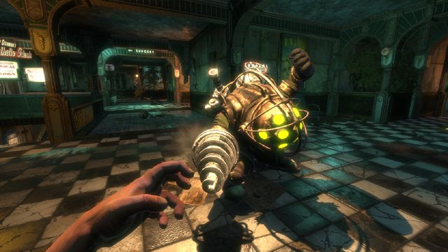 How does BioShock: The Collection run on Nintendo Switch?