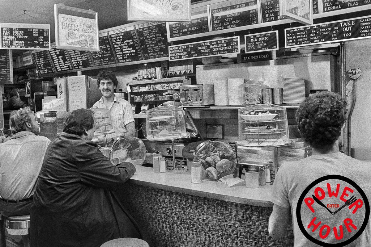 The Tasty in Harvard Square, 1985