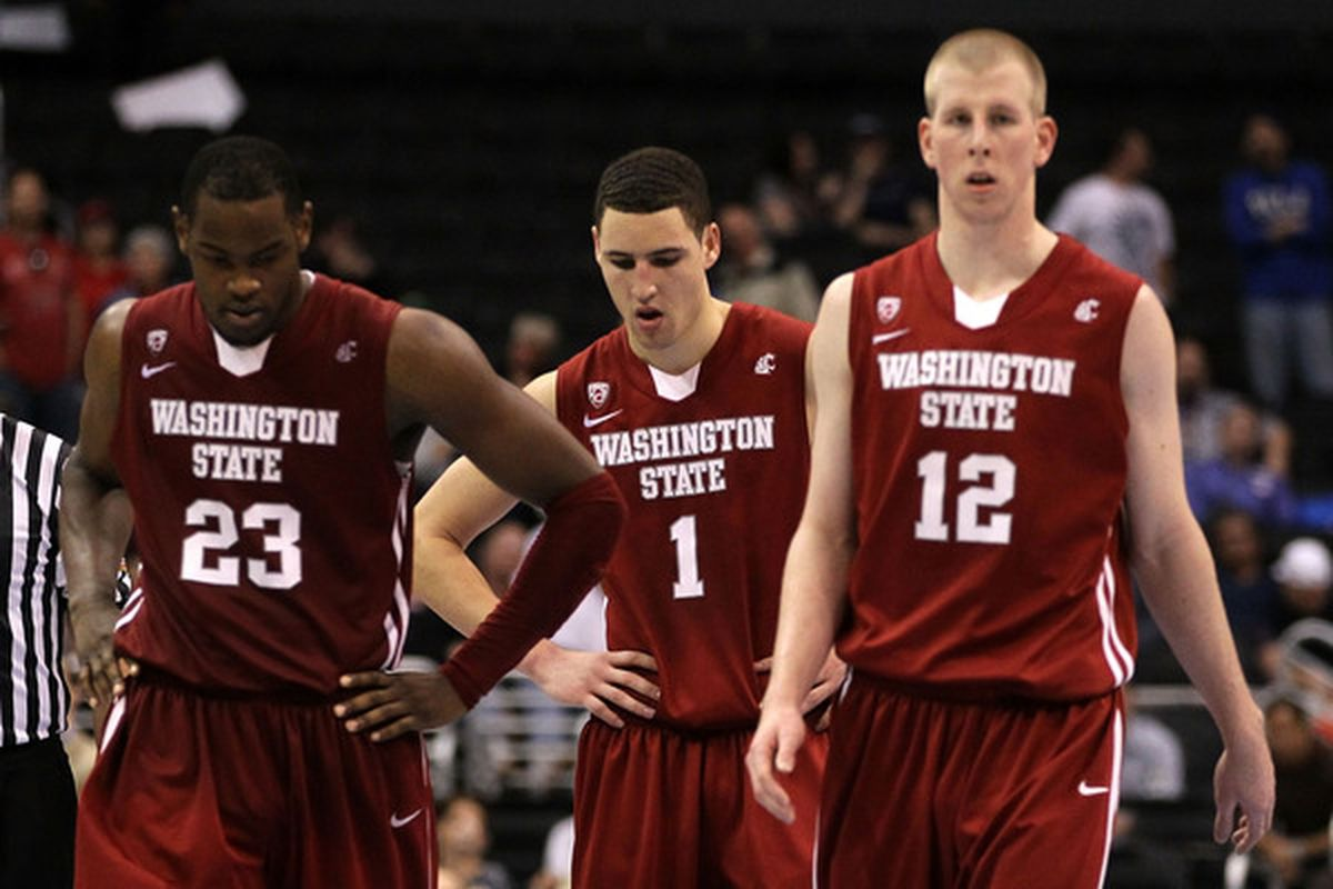 Washington State could be without Brock Motum on Monday (Photo by Jeff Gross/Getty Images)