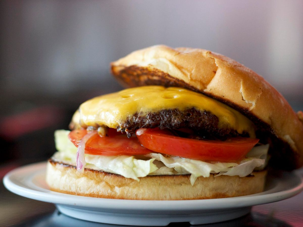 DMK Burger Bar Burger