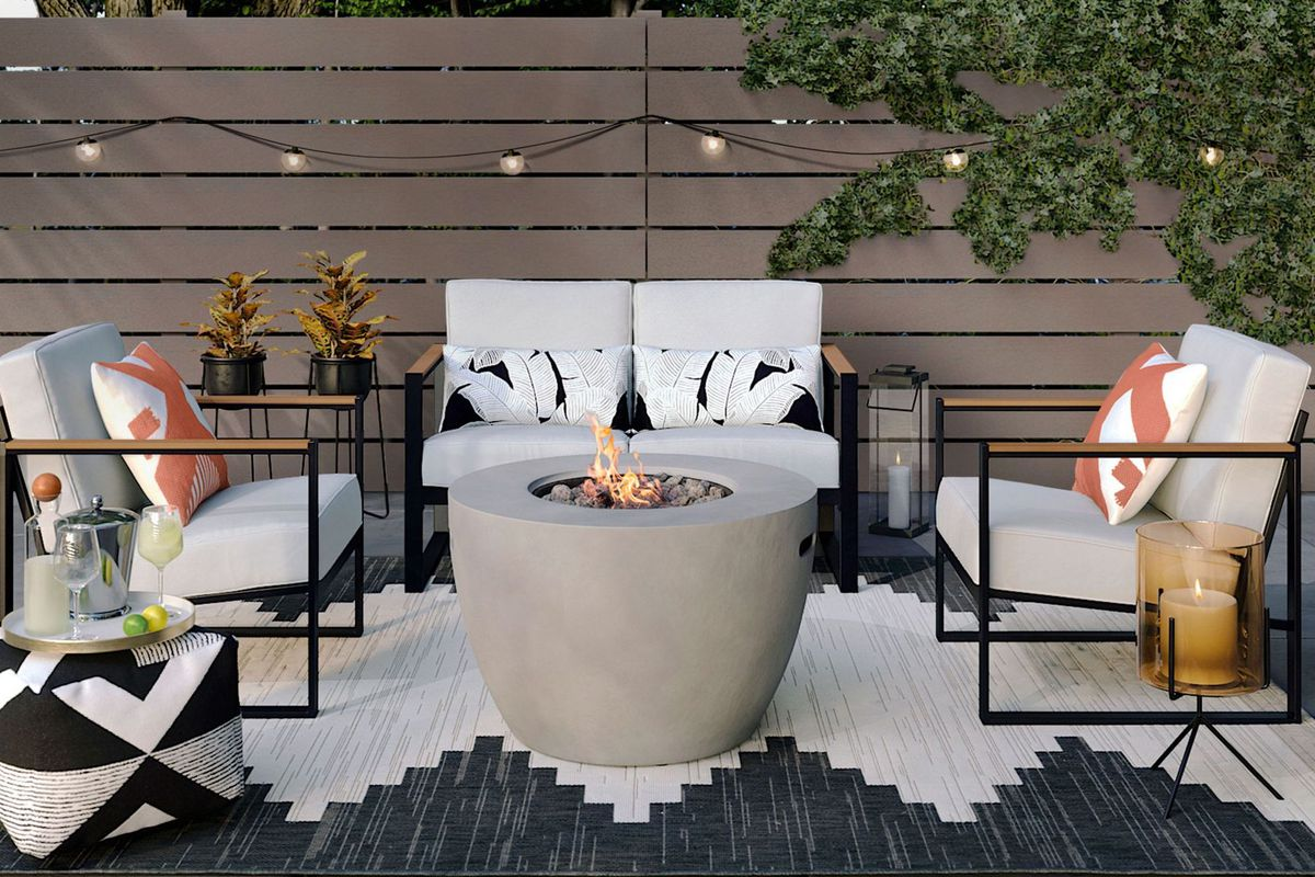 Best patio furniture: Fun outdoor decor to buy now - Curbed